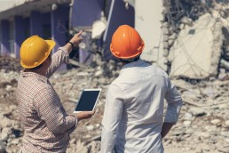 Dispositivi antisismici per proteggere gli edifici industriali dal terremoto